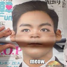 How To Make A Meme Face - how to make hot top to cute top allkpop meme center ttop t