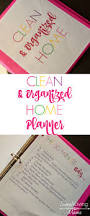 Home Planner by Simplify Your Home With The Clean U0026 Organized Home Planner