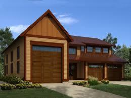 tandem garage plans tandem garage plan with workshop rv bay and
