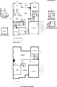 elegant richmond american homes floor plans new home plans design