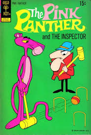 pink panther 3 color pink issue