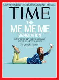 the me generation time