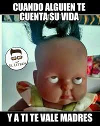Spanish Memes Funny - cuando te vale madre spanish humor pinterest spanish humor