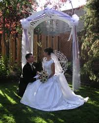 ambience rental wedding rental backdrops and structures
