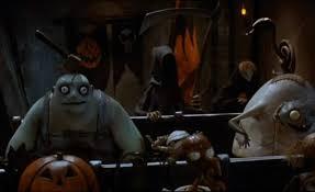 Nightmare Before Christmas Desk Set Boo Gleech