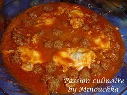 cuisine marocaine facile et rapide tajine de kefta aux oeufs à la marocaine culinaire by