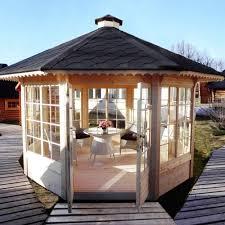 gazebo da giardino in legno prezzi gazebo in legno da giardino 10mq pianta ottagonale ottimo prezzo