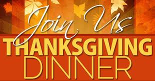 grace reformed presbyterian church thanksgiving dinner welcome