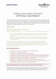 List Of Flags The Prohibition Of The Basque Flag By The Eurovision Organizers