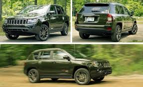 jeep crossover 2016 2016 jeep compass 4x4 automatic test review car and driver
