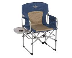 Folding Directors Chair With Side Table Kamp Rite Compact Director U0027s Chair Kamp Rite