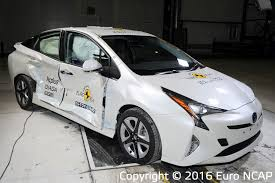 cars toyota 2016 euro ncap best in class cars of 2016