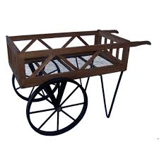 Plant Dolly Home Depot by Oakland Living Flower Garden Wagon 92008 Bk The Home Depot