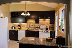 Kitchen Ideas White Appliances Black Kitchen Cabinets Contemporary Kitchen Minneapolis By