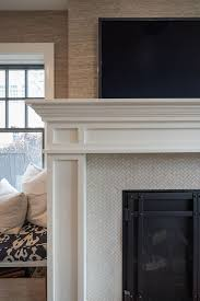 Paint Tile Fireplace by Best 20 Herringbone Fireplace Ideas On Pinterest U2014no Signup