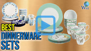 Home Trends Dishes by Top 10 Dinnerware Sets Of 2017 Video Review