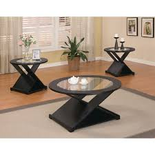 glass table for living room coffee table set lalo s furniture in and end sets design cocktail