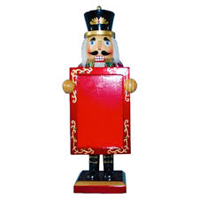 amazon com christmas nutcracker figure soldier with picture
