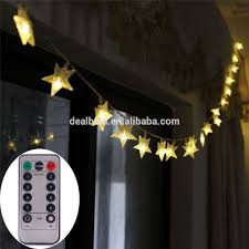 Star String Lights Indoor by Battery Operated Led Light Star Battery Operated Led Light Star