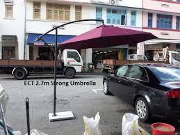 Patio Umbrella Singapore Outdoor Umbrella Singapore Big Umbrella Singapore