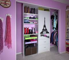 decorations beautiful diy purple pink closet