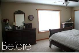 Bedroom Makeover On A Budget 14 Simply Stunning Bedroom Makeovers