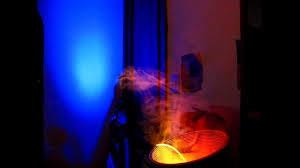 diy halloween lighting effects fire flame effect l e d diy youtube