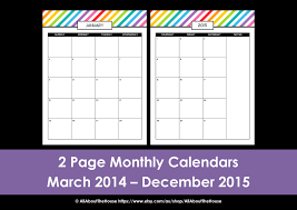 my 2015 printable rainbow daily planner allaboutthehouse printables