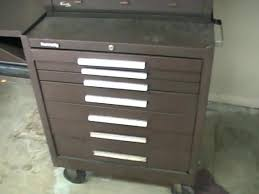 kennedy 8 drawer roller cabinet used kennedy tool boxes tool box tool chest tool box used tool box 8