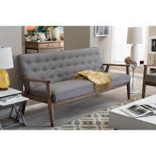 home decorators gordon sofa home decorators collection emma textured charcoal polyester