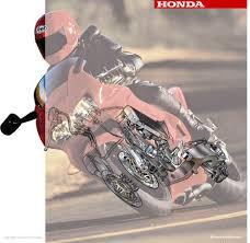 honda vfr 800 vfr800 interceptor motorcycle cutaway