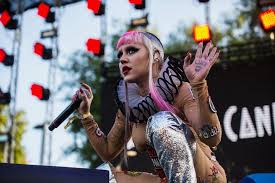 Brooke Candy Opulence Lyrics Brooke Candy Is A Bad Mother F At L A Pride Photos