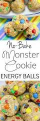 Halloween Monster Cookies by No Bake Monster Cookie Oatmeal Energy Balls Princess Pinky