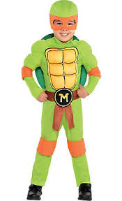 Michelangelo Ninja Turtle Halloween Costume Teenage Mutant Ninja Turtles Costumes Kids U0026 Adults Tmnt