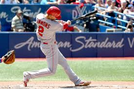 Yardwork Red Sox Indians Brawl - andrelton simmons deserves serious mvp consideration halos heaven