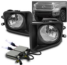 2016 toyota tundra fog light bulb 2014 2017 toyota tundra pickup front bumper chrome fog lights switch