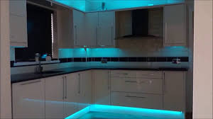 Ideas Kitchen Led Strip Lights Kitchen Ideas Youtube