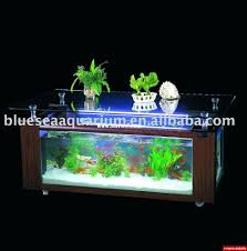 coffee table fish tank coffee table for sale surprising design