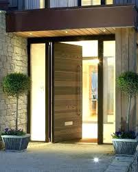 Pvc Exterior Doors Modern And Contemporary Metal Pvc Front Entry Exterior Doors