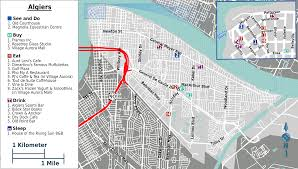 Map Of The French Quarter In New Orleans by File Algiers Nola Map Png Wikimedia Commons