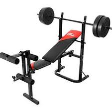 Marcy Weight Bench Set Image For Marcy Weight Bench Set From Academy Get Physical