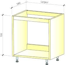 meuble cuisine bas meuble bas sous evier dimensions meuble cuisine caisson meuble