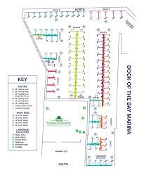 Sandusky Ohio Map by Pricing Dock Of The Bay Marina