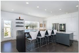 Over The Island Lights by Kitchen Design Options Petros Homes