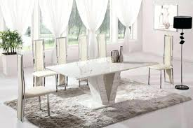 white marble dining table u2013 rhawker design