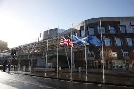 Fly Flag At Half Mast Scottish Parliament On Twitter