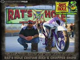 Backyard Baggers Rat U0027s Hole Custom Bike Show Daytona 2013 Motorcycle Usa