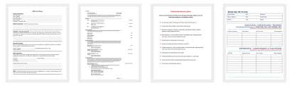 Resume Outline Template Outline Template 197 Samples Examples And Formats Dotxes
