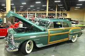 green station wagon with wood paneling 21 cool mopars from barrett jackson u0027s las vegas auction rod
