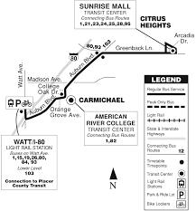 Sacramento Light Rail Schedule Routes Sacramento Regional Transit